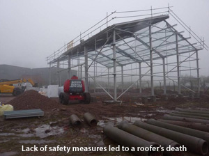 Fall Death Exposes Safety Failings Roofing Cladding
