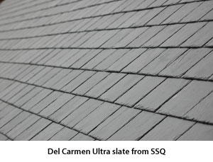 Ssq Slates Specified For Military Project Roofing